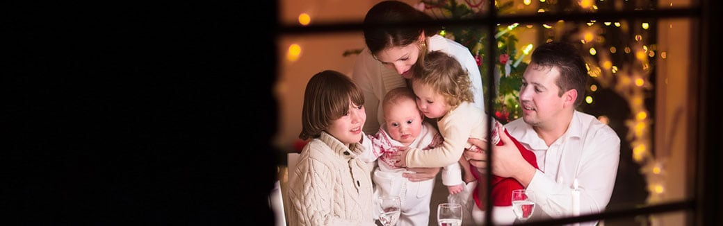 Holiday stress for stepfamilies