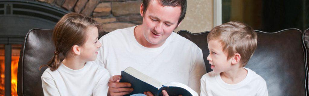 Bibles verses to teach my children