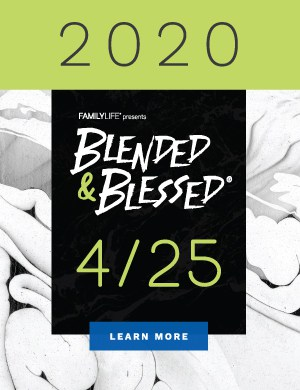 Blended and Blessed conference
