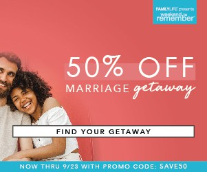 Weekend to Remember 50% off marrage getaway
