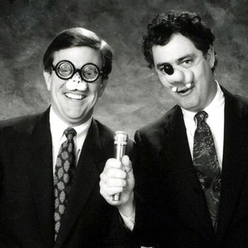 25 Years Of Radio Bloopers And Humor