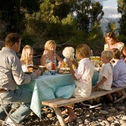 A Blended Family Checks In 1