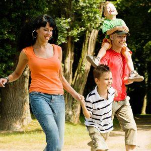 Becoming A Spiritually Strong Family 1