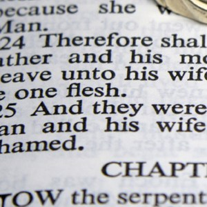 Biblical Foundation For Marriage Day