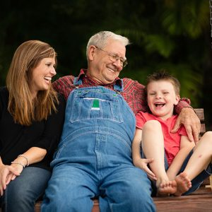 Connecting As Grandparents