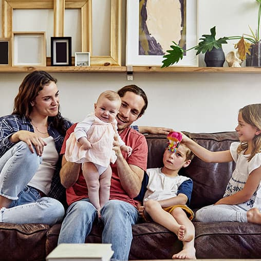 How To Blend A Stepfamily