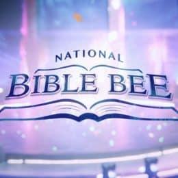 Bible Bee 2019