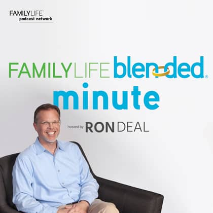 FamilyLife Blended Minute
