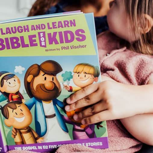 Laugh And Learn Bible For Kids 1