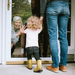 One Of A Kind Grandparent Connection 1