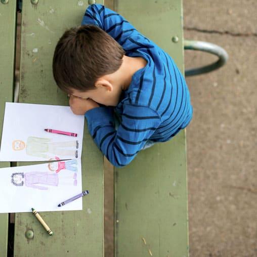 Alienation From Children, Post Divorce